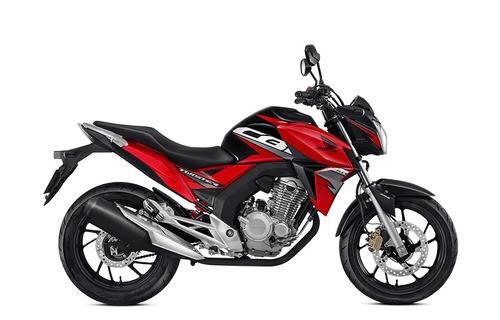 moto honda twister motos