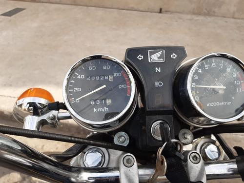 moto honda v men 125 modelo 2011