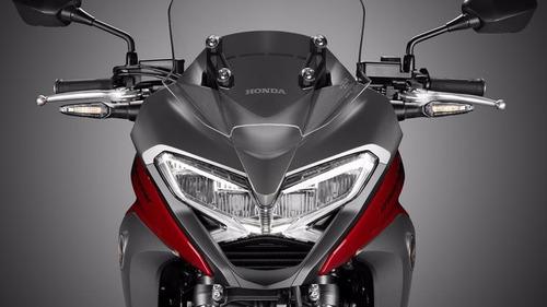moto honda vfr800x año 2015