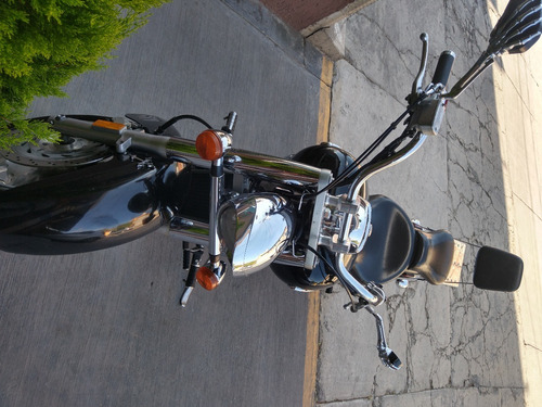 moto honda vtx 1300 retro
