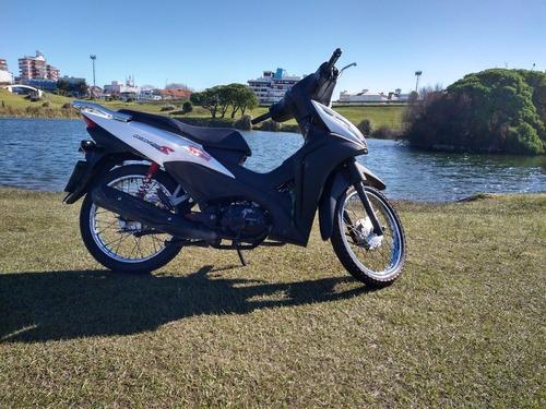 moto honda wave 2017