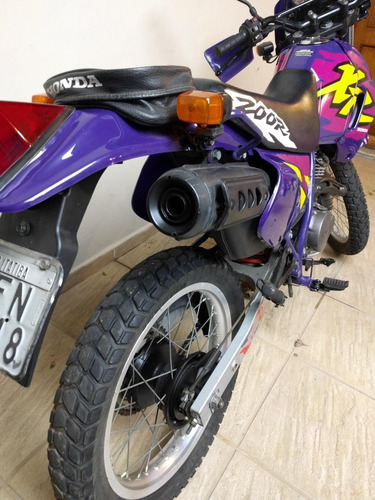 moto honda xr 200r unico dono com 15900km