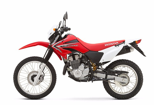 moto honda xr 250 tornado 0km 2019 en negro