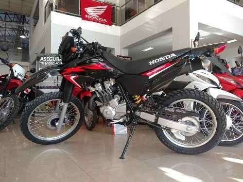 Moto Honda Xr 250 Tornado 0km 2020 En Negro 464 990 En Mercado Libre