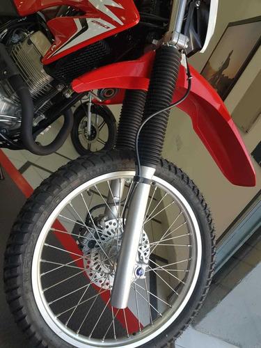 moto honda xr 250 tornado -2020- 0km- yuhmak nº1  en ventas