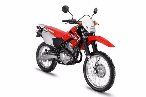 moto honda xr 250 tornado año 2018 color blanco