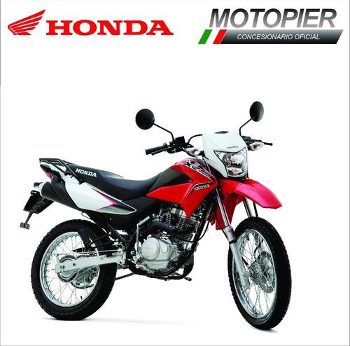 moto honda xr150 2018 0km xr 150 motopier honda sh