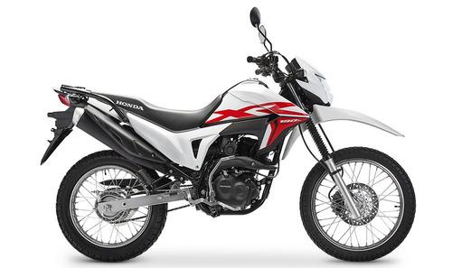 moto honda xr190 l 190cc año 2019