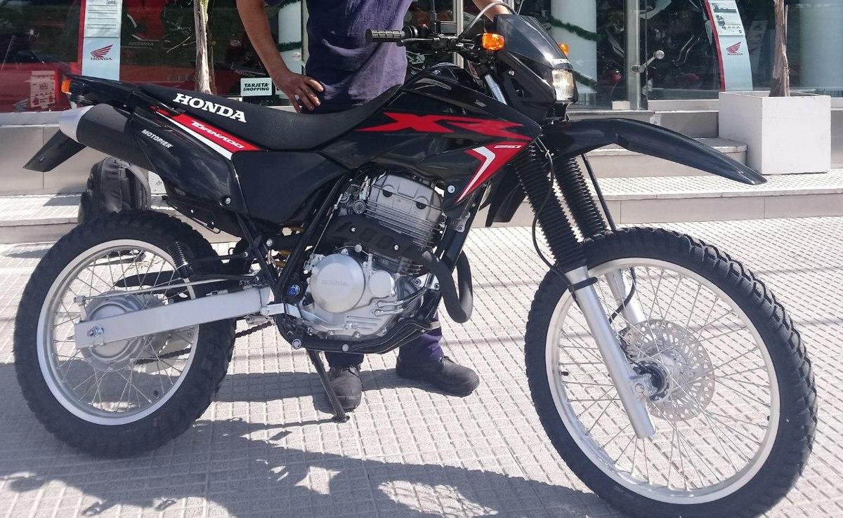 Moto Honda Pilar Xr250 Tornado 2019 0km Xr 250 -ba - $ 151 ...