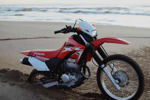 moto honda xr250 tornado 250