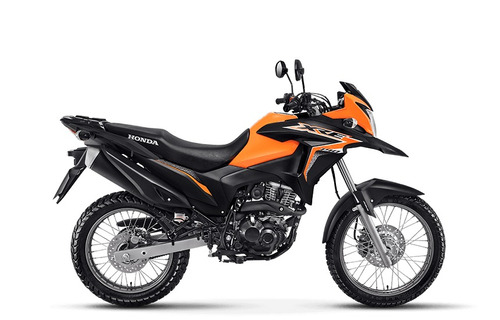 moto honda xre190 2019/2019 zero pta entrega 3 anos garantia