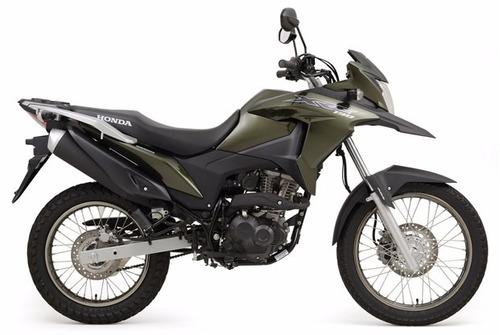 moto honda xre190 año 2017 184cc