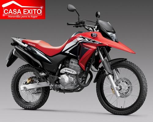 moto honda xre300 300cc año 2019 color ro/ ne/ bl