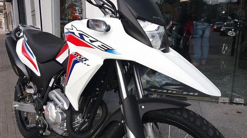 moto honda xre300 rally 2017 inyeccion entrega inmediata