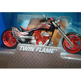 Moto Hot Wheels Metal Collection 2004