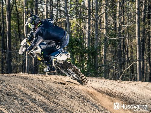 moto husqvarna fc 450 2018 no ktm- palermo bikes
