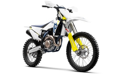 moto husqvarna fc 450 2018 no kx yzf crf - palermo bikes