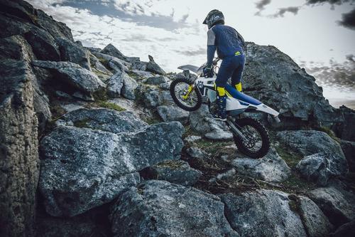 moto husqvarna fe 350 2021 50% 12 cuotas 0% - palermo bikes