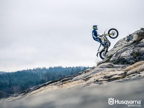 moto husqvarna fe 450 2020 50% 12 cuotas 0% - palermo bikes