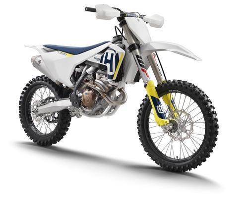 moto husqvarna fx 350 2018 0km crosscountry - global bikes