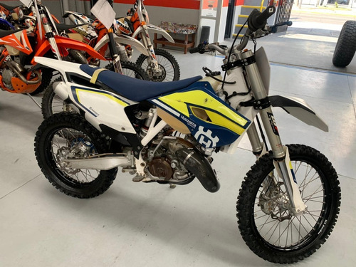 moto husqvarna tc125 enduro cross año 2016 125cc