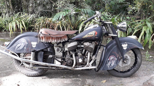 moto indian chief 1946 - 1200 cc