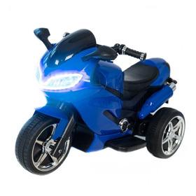 Moto Infantil Bota Humo,luces Led, Usb, Sd, Mp3,silla Cuero