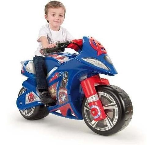 moto infantil wind avenger 6v injusa