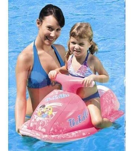 moto inflable para agua bestway jet sky racer - art 41001