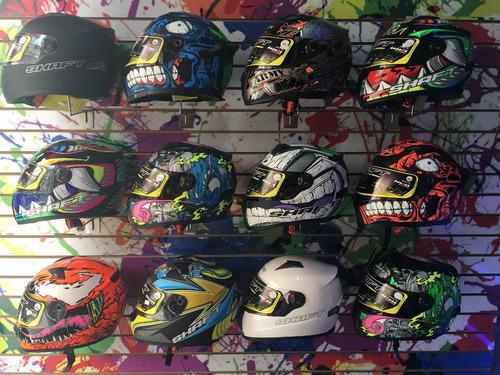 moto integral casco
