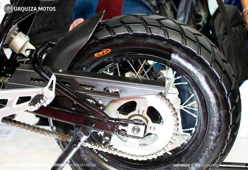 moto inyeccion zanella ceccato v250i  0km urquiza motos