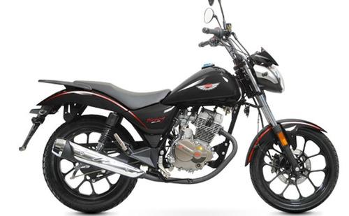 moto islo black wing 150/ chopper