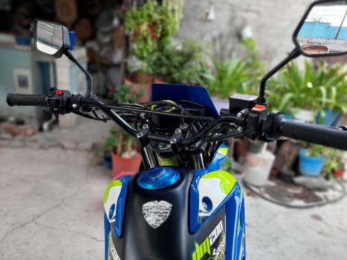 moto italika, dm 200 sport año 2019