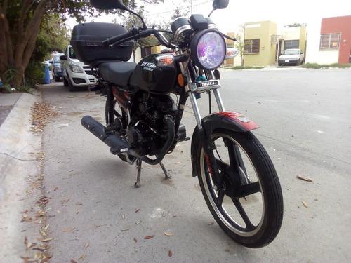moto italika dt clásica 150 md 2018