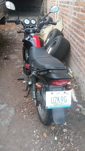 moto italika ft150g