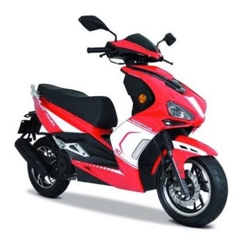 moto italika modena 150 - motogo