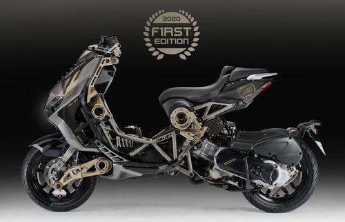 moto italjet dragster 200cc edicion limitada