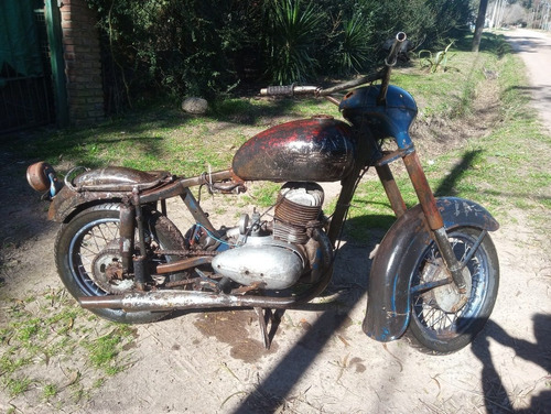 moto jawa 1958 250cc