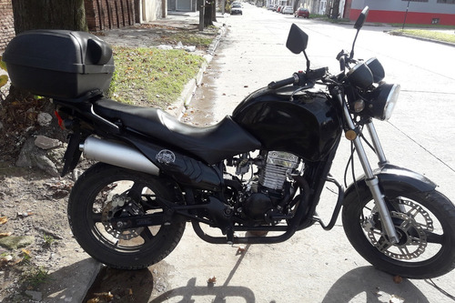 moto jawa 350 cc mod ruta 40 año 2010