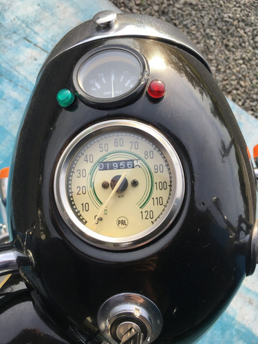 moto jawa cz-250cc ano 1956