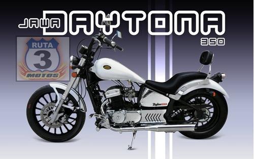 moto jawa daytona 350 inyeccion monoshock oferta hoy