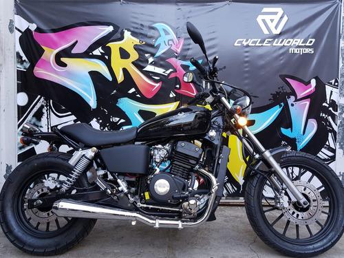 moto jawa rvm  cafe racer  350 0km 2018 ya negro al 07/12