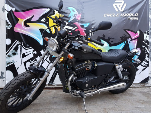 moto jawa rvm  cafe racer  350 0km 2018 ya negro al 17/1