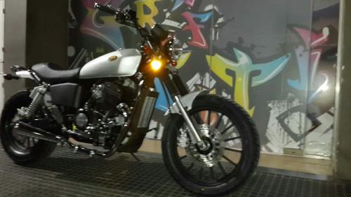 moto jawa rvm custom  cafe  350 0km 2018 hasta 07/12