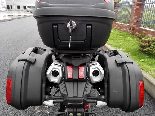 moto jawa tekken 250 touring 0km 2018 equipada 10/11