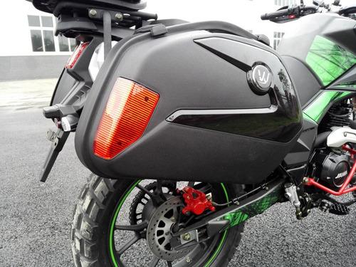 moto jawa tekken 250 touring 0km 2018 equipada promos 19/3