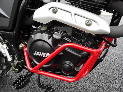 moto jawa tekken 250 touring 0km 2018 full promo 07/12