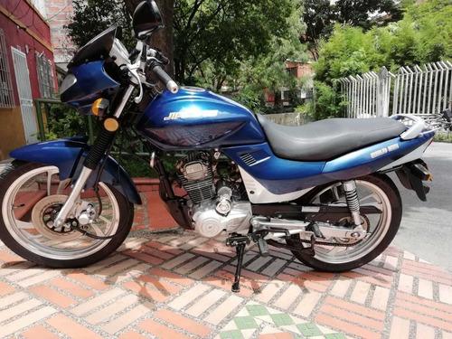 moto jialing gold 135 cc