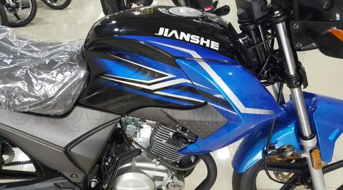 moto jianshe 125 motos