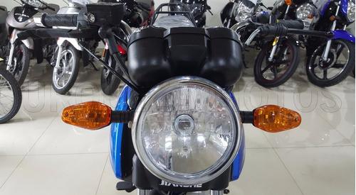 moto jianshe js 125 6by nuevo modelo 0km urquiza motos